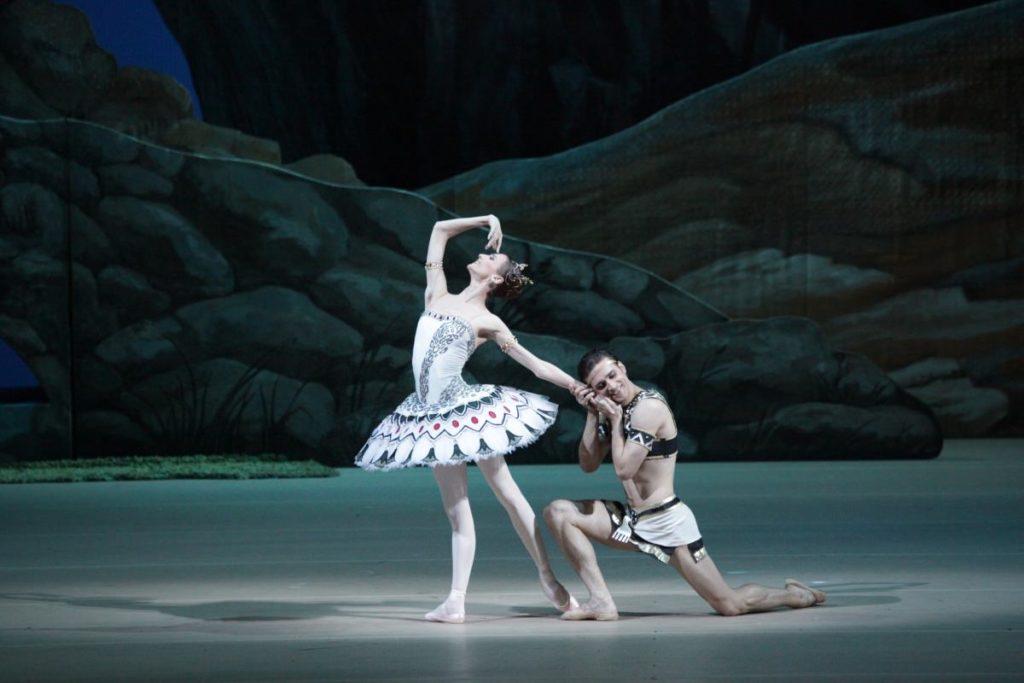 Балет Дочь фараона в Большом театре