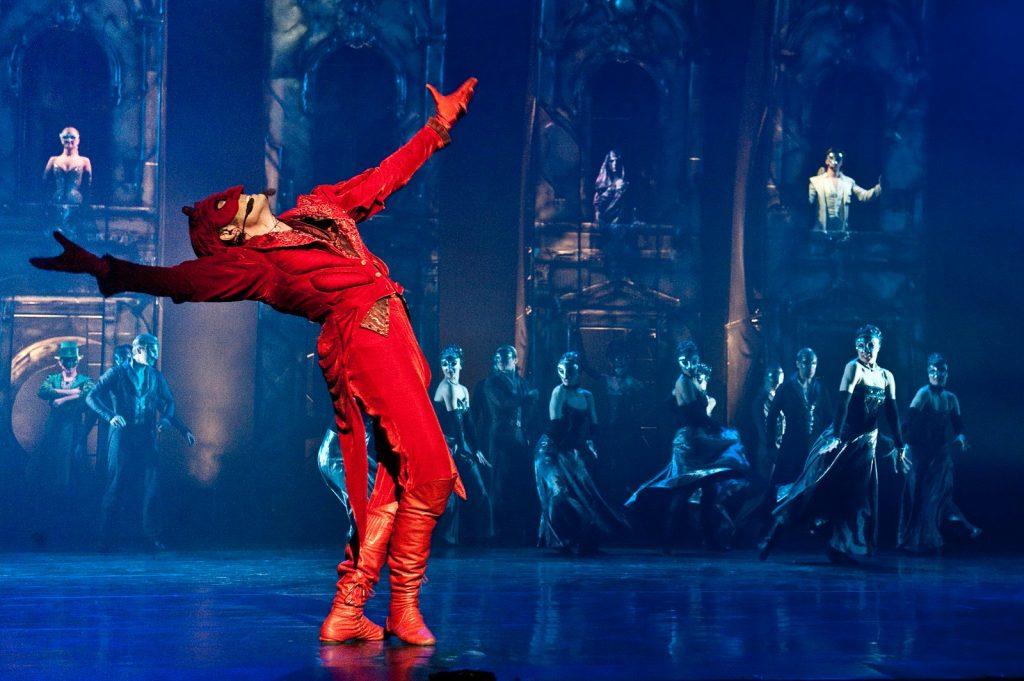 Билеты на мюзикл «Монте-Кристо»