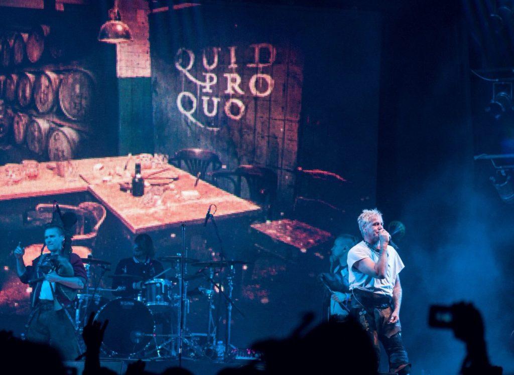 Концерт группы In Extremo