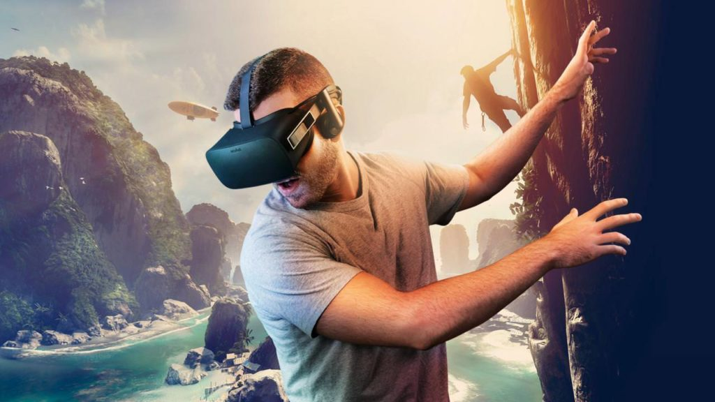Игры вшлеме HTC Vive или Oculus Rift в клубе виртуальной реальности VR Port
