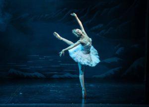 Балет «Лебединое озеро» в Большом театре