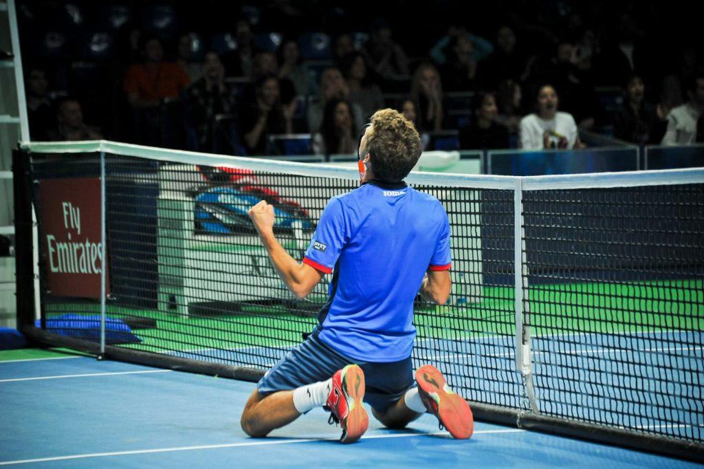 Теннисный турнир ВТБ Кубок Кремля 2018