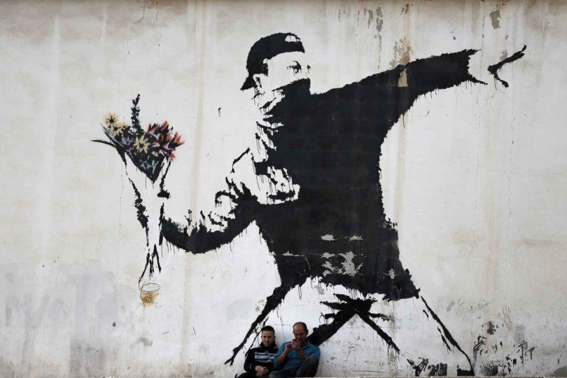 Выставка Banksy