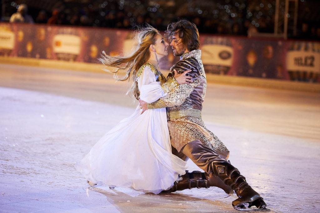 Мюзикл на льду Татьяны Навки «Руслан и Людмилы» в Сочи