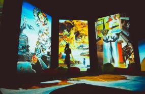Выставка Ожившие полотна