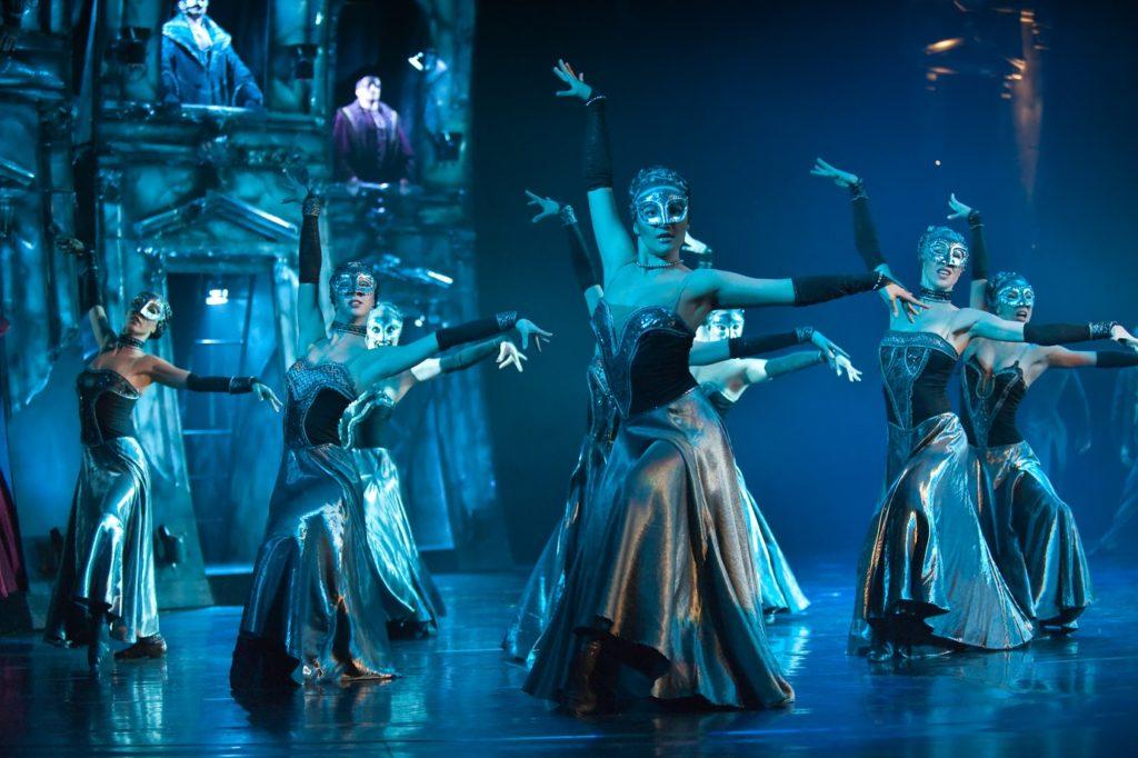 Мюзикл «Монте-Кристо» в Москве
