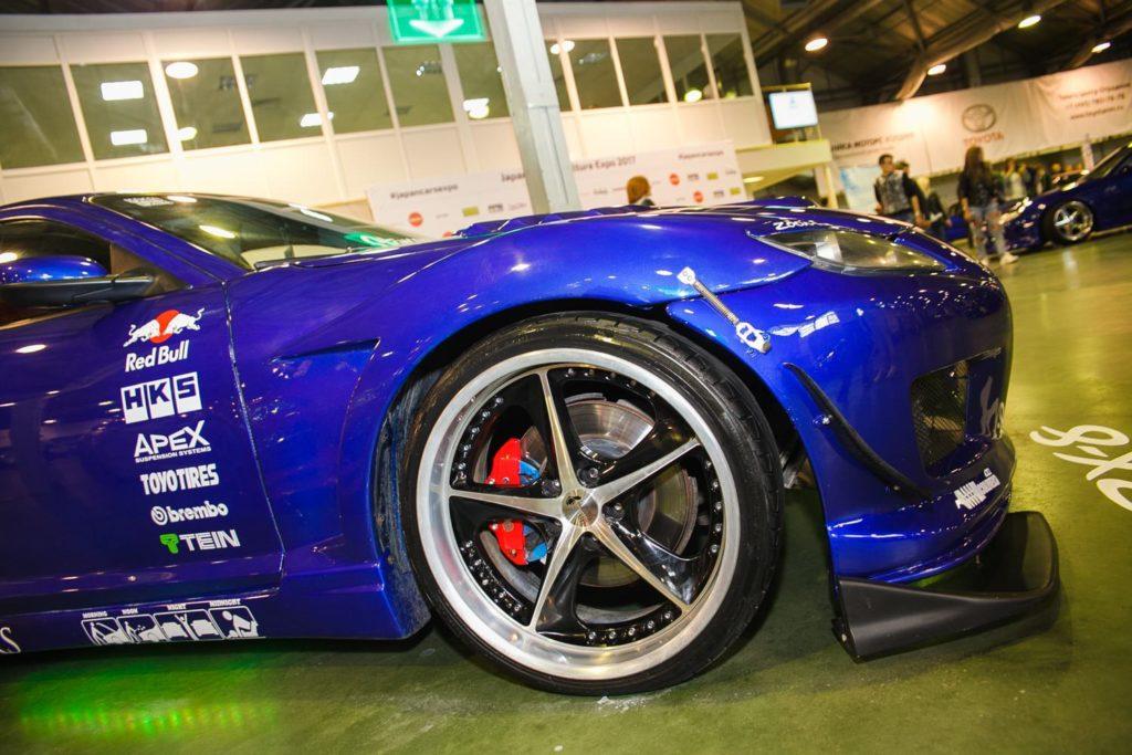 Выставка Japan Cars and Culture Expo 2018