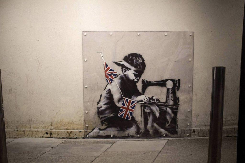 Билеты на выставку Banksy