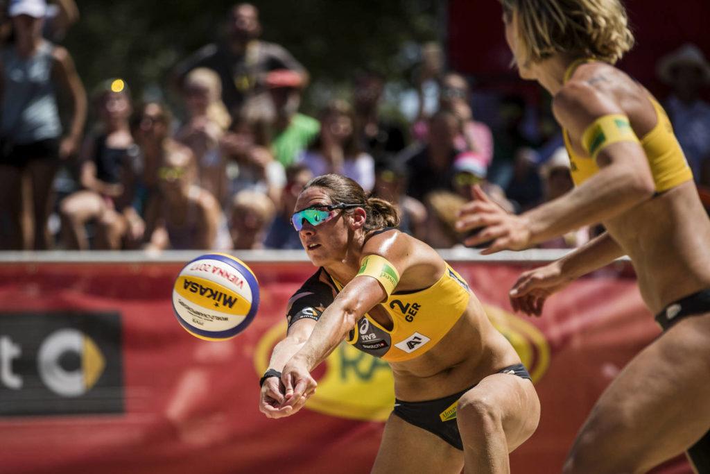 Этап Мирового тура по пляжному волейболу