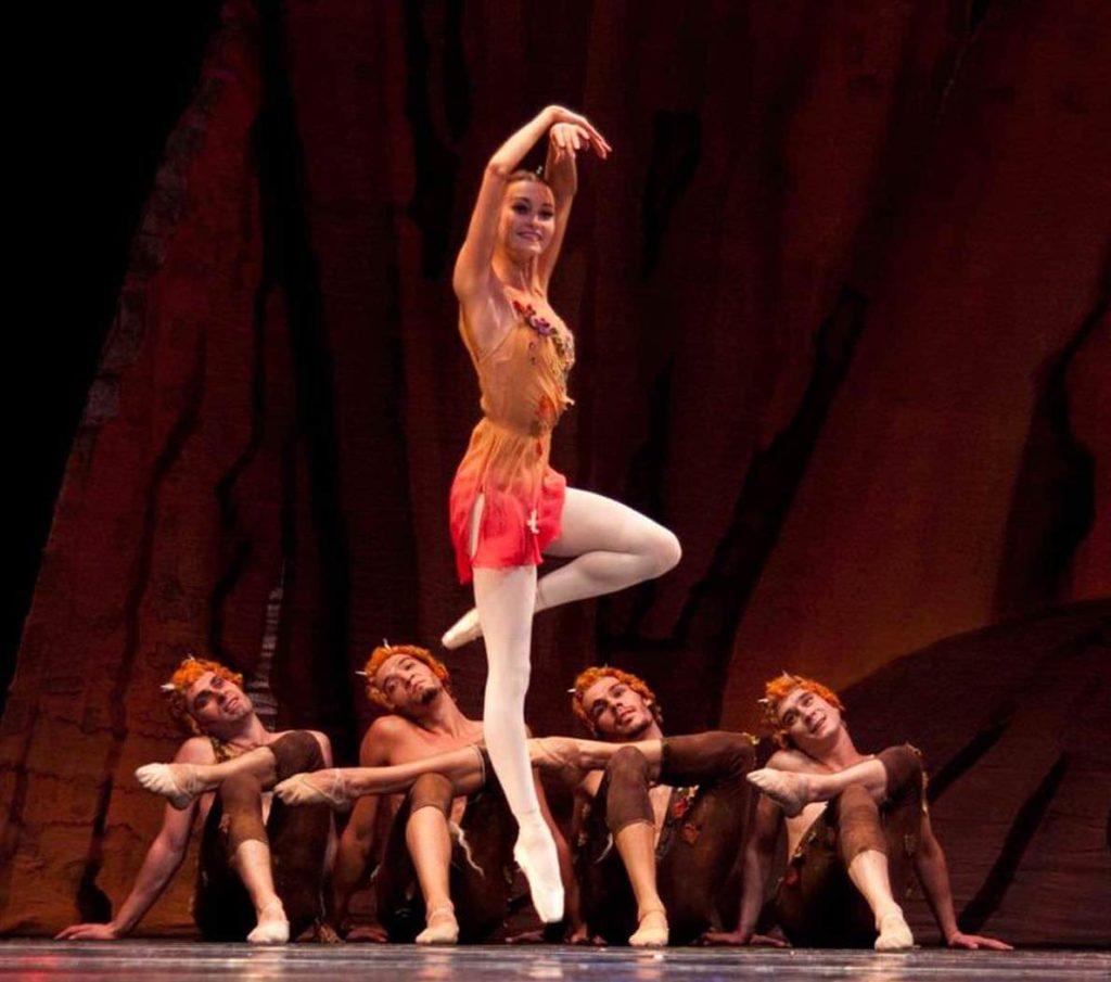 Дивертисмент балет «Вальпургиева ночь»