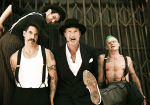 Red Hot Chili Peppers tribute show