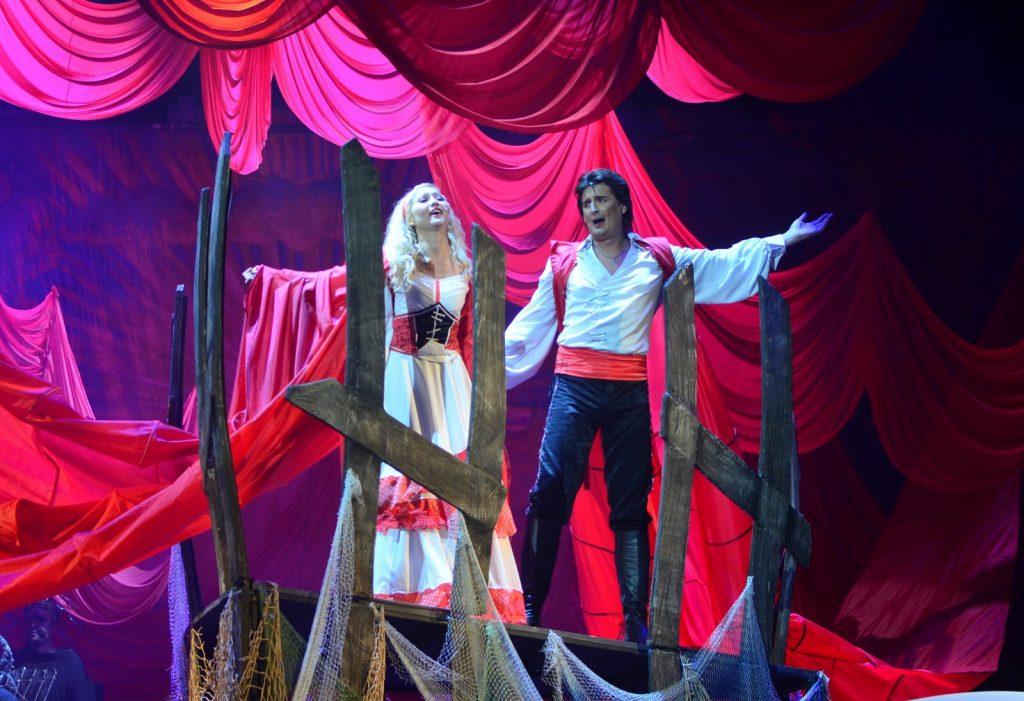 Билеты на мюзикл «Алые паруса»