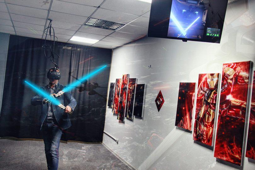 Купон в клуб виртуальной реальности VR Port