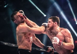 Fight Nights Global: Исмаилов vs Минеев