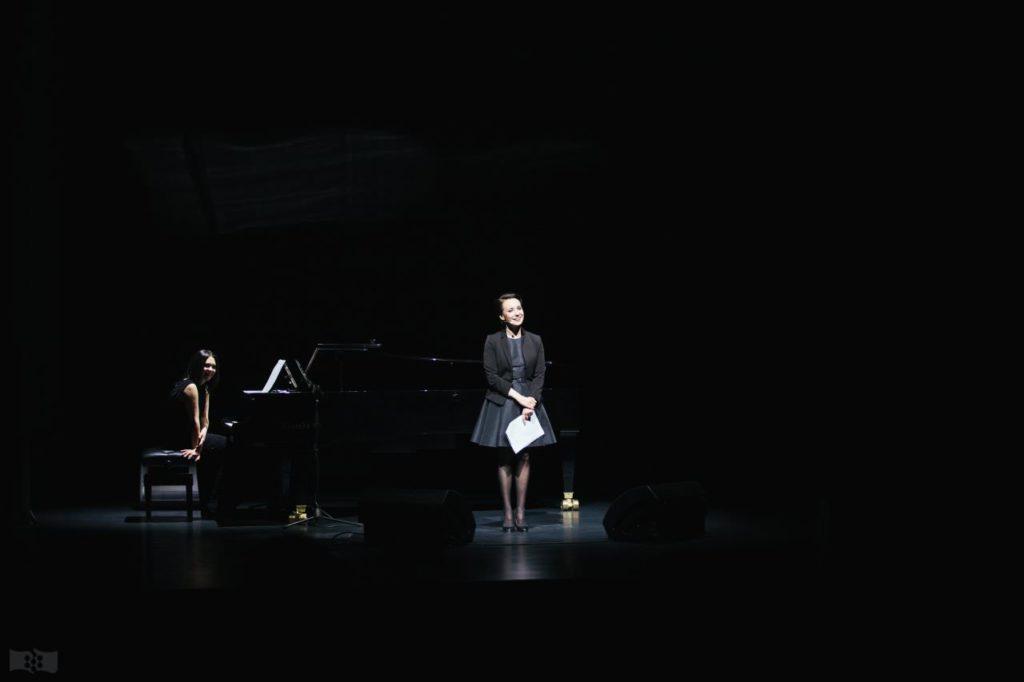 Спектакль«Уроки музыки» сЧулпан Хаматовой