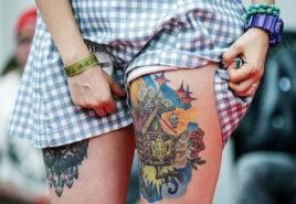 Moscow Tattoo Week
