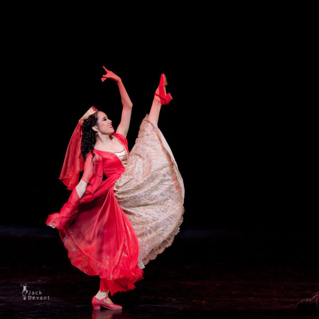 Балет Гаянэ в Большом театре