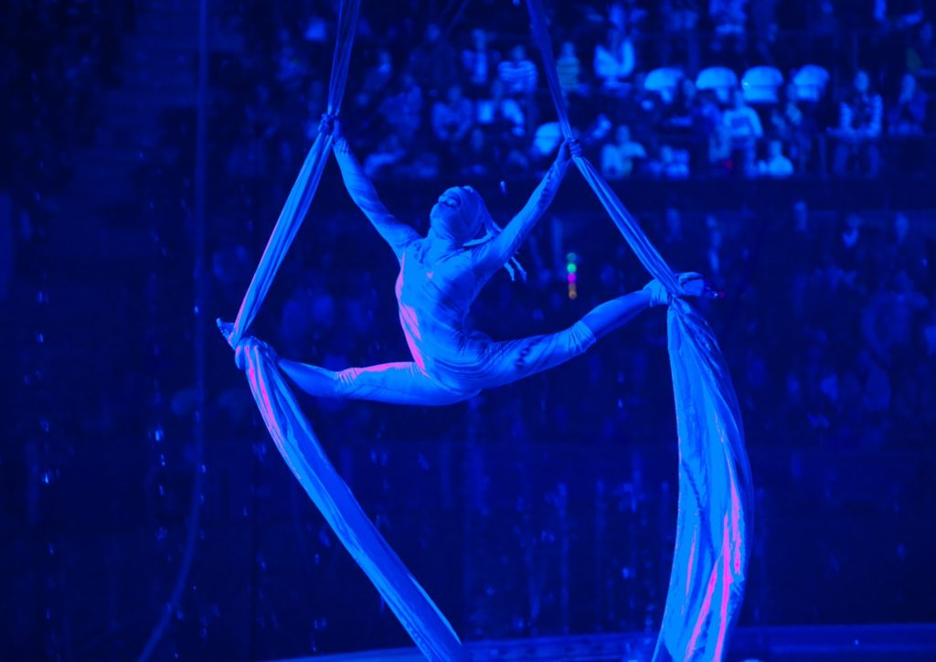 Цирковое шоу «МАГиЯ» Запашных
