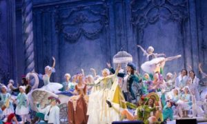 Балет «Хрустальный дворец»