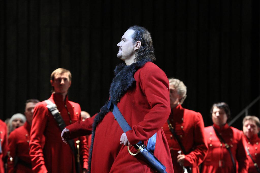 Опера «Война и Мир»в МАМТ