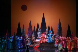 Новогоднее шоу Волшебная лампа