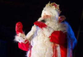 Шоу «Главный секрет Деда Мороза»