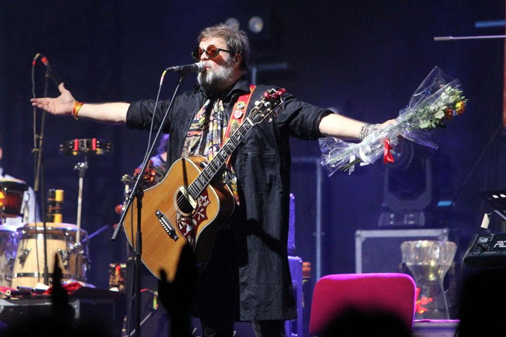 Концерт группы «Аквариум» в Москве