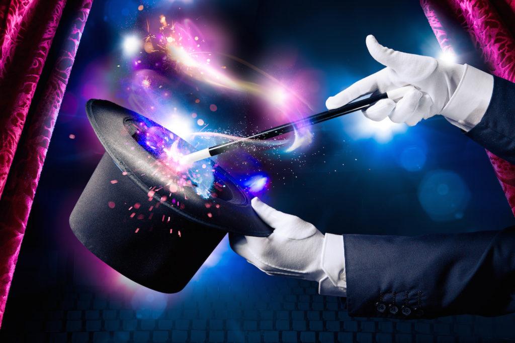 Шоу «Иллюзии обмана» в Цирке чудес