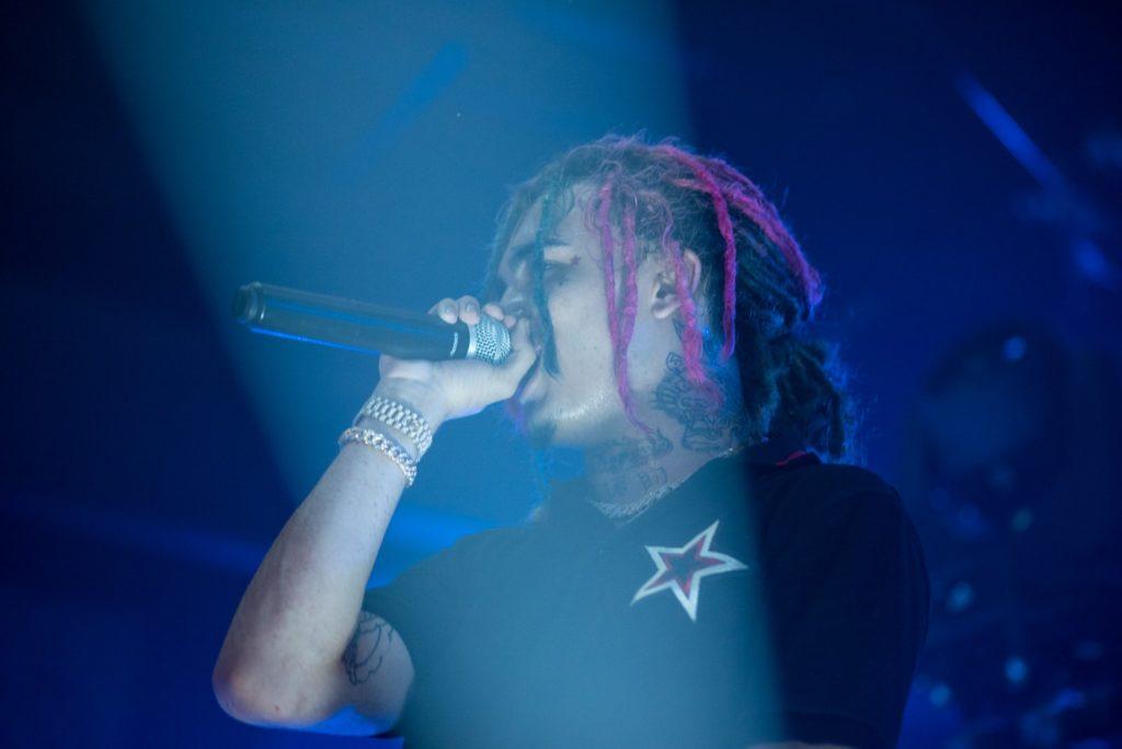 Концерт Lil Pump.Harverd Dropout Tour