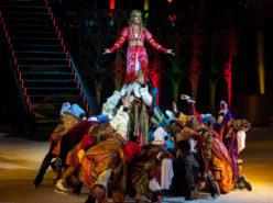 Ледовый спектакль Ромео и Джульетта