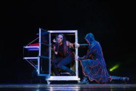 Шоу «Замок иллюзий»
