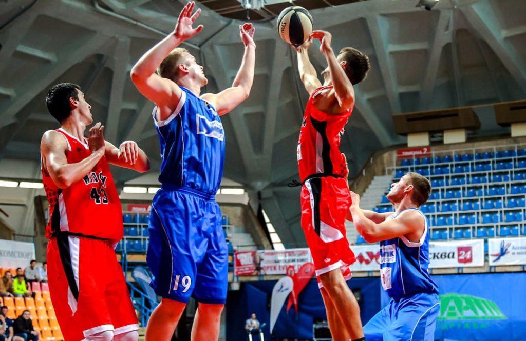 Международный турнир по баскетболу«Кубок имени А.Я. Гомельского»