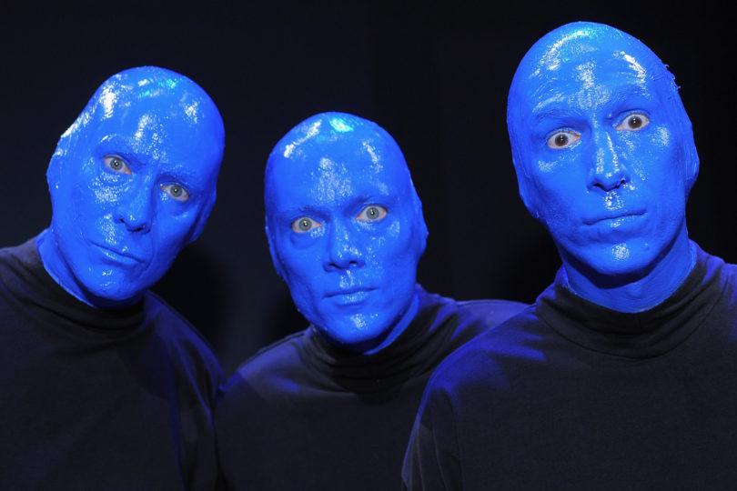 ШоуBlue Man Group