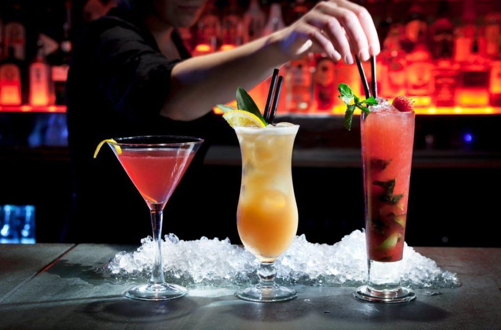 Мастер-классы для барменов от студии BarZone