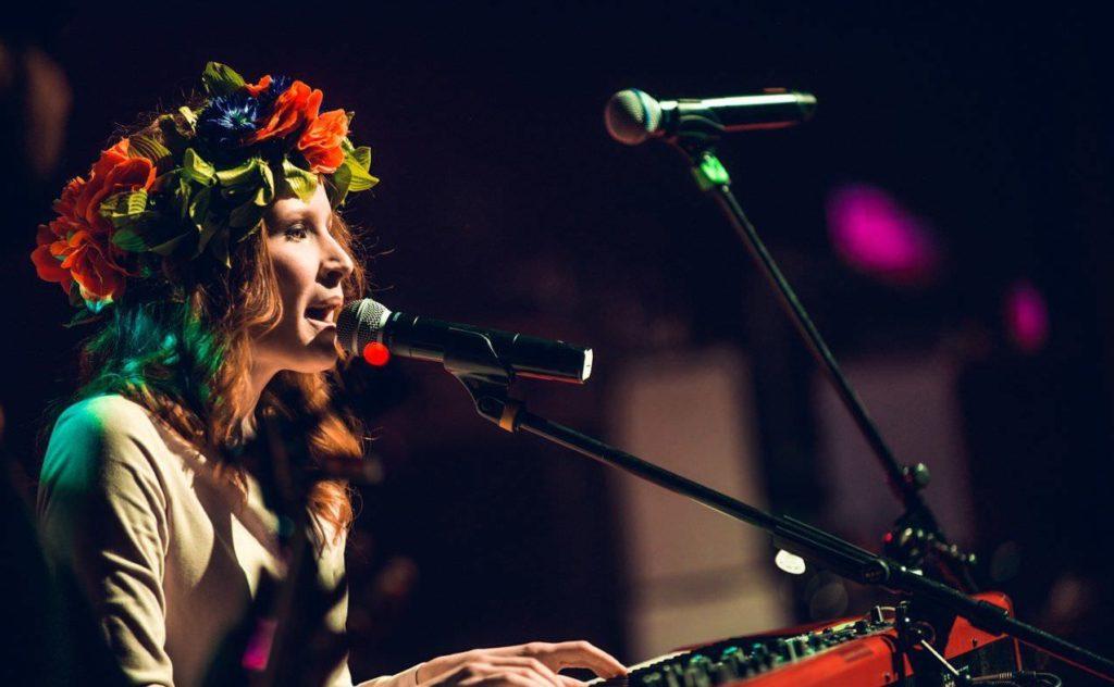 Концерт Монеточки в Москве