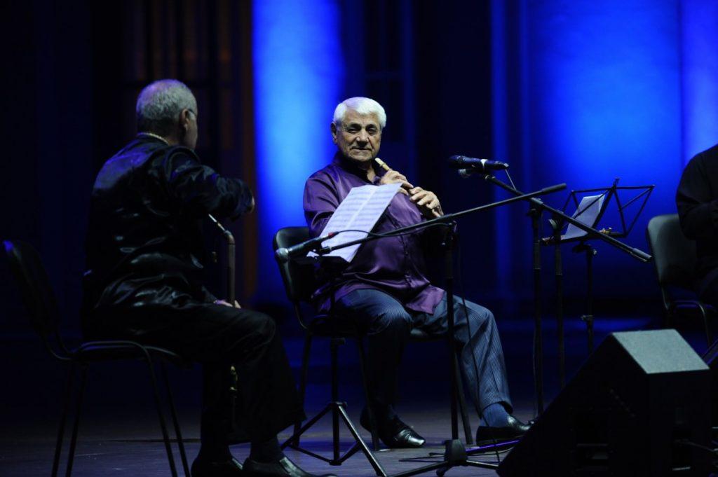 Концерт Дживана Гаспаряна в Москве