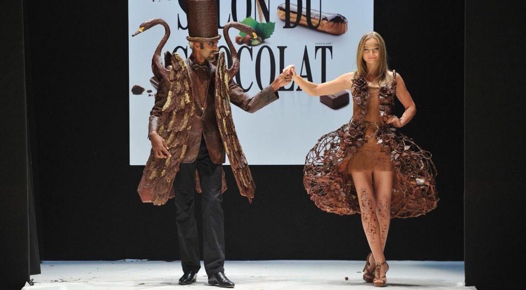 Выставка Салон Шоколада