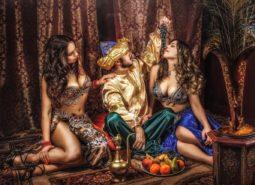 Квест «Принц Персии»
