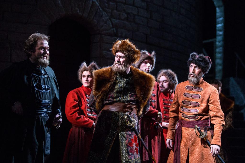 Исторический спектакль «Смута. 1609-1611 гг.»