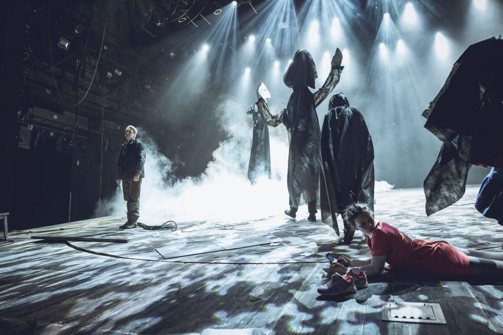 Спектакль «Му-Му» в Театре Наций