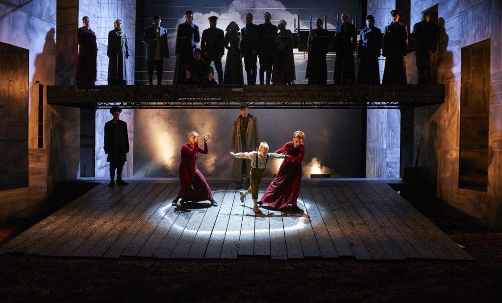 Спектакль«Кавказский меловой круг»