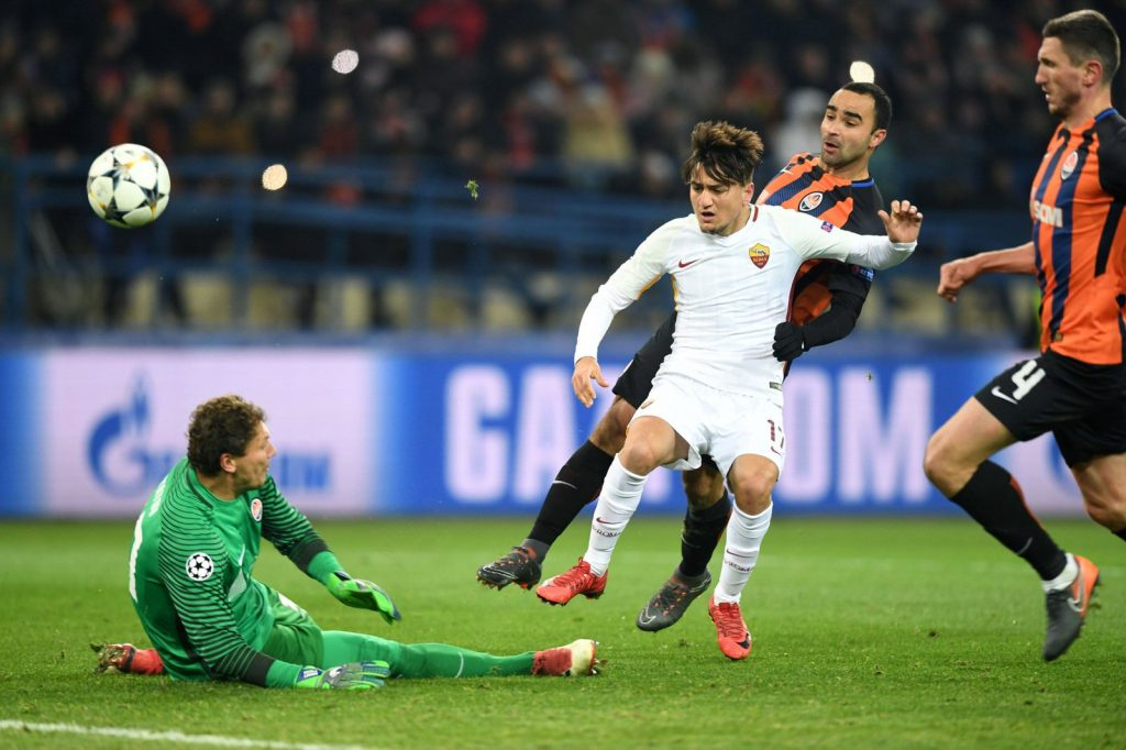 Абонемент на три матча Лиги Чемпионов 2018/2019