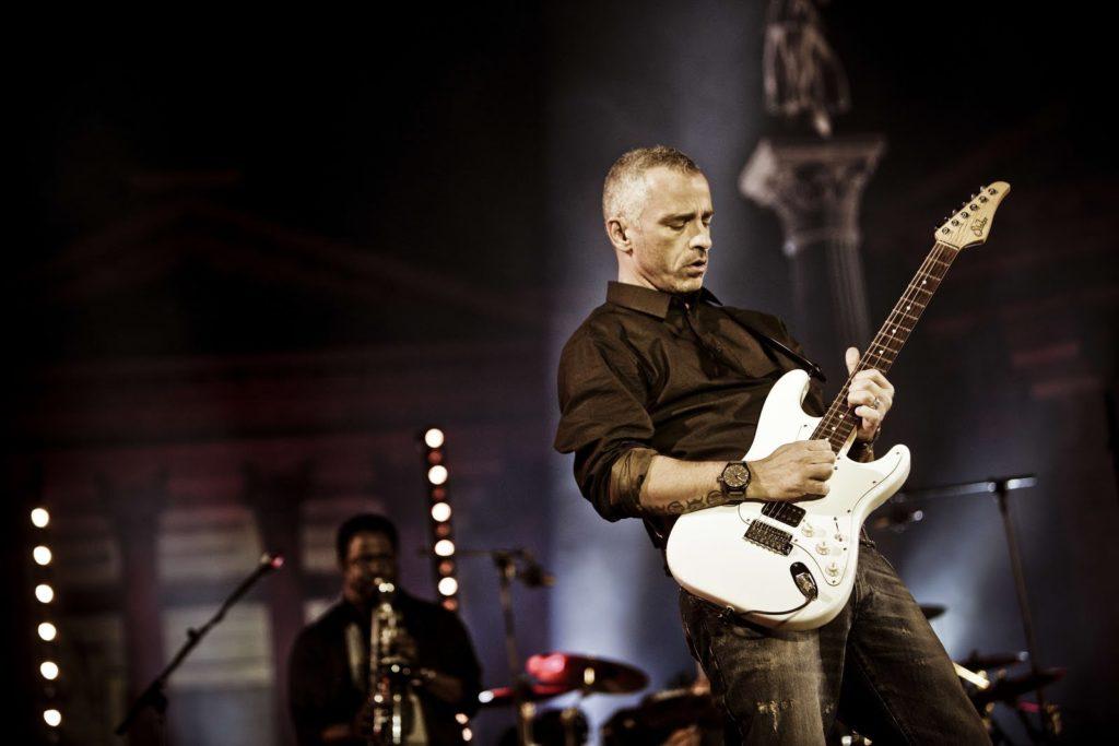 Концерт Эроса Рамазотти (Eros Ramazzotti) в Москве