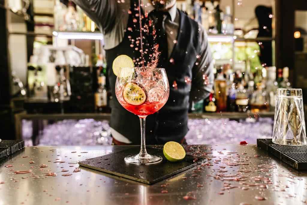 Мастер-класс для барменов в BarZone