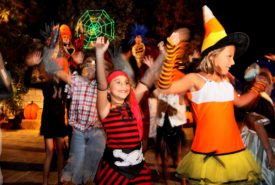 #Kidsparty Хэллоуин