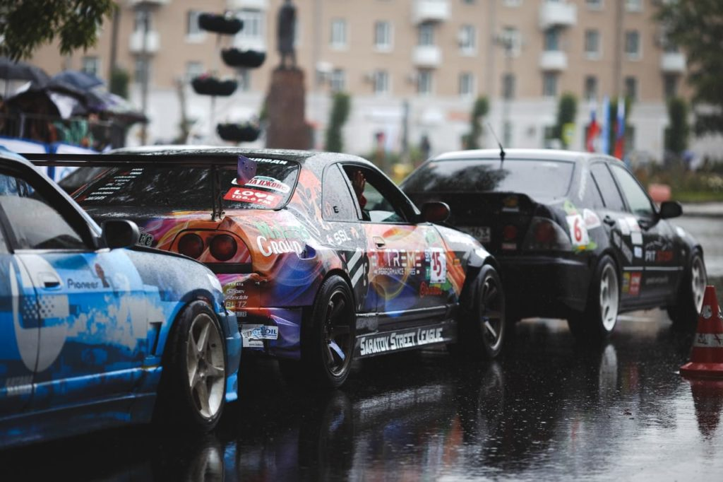 Выставка Drift Expo 2018