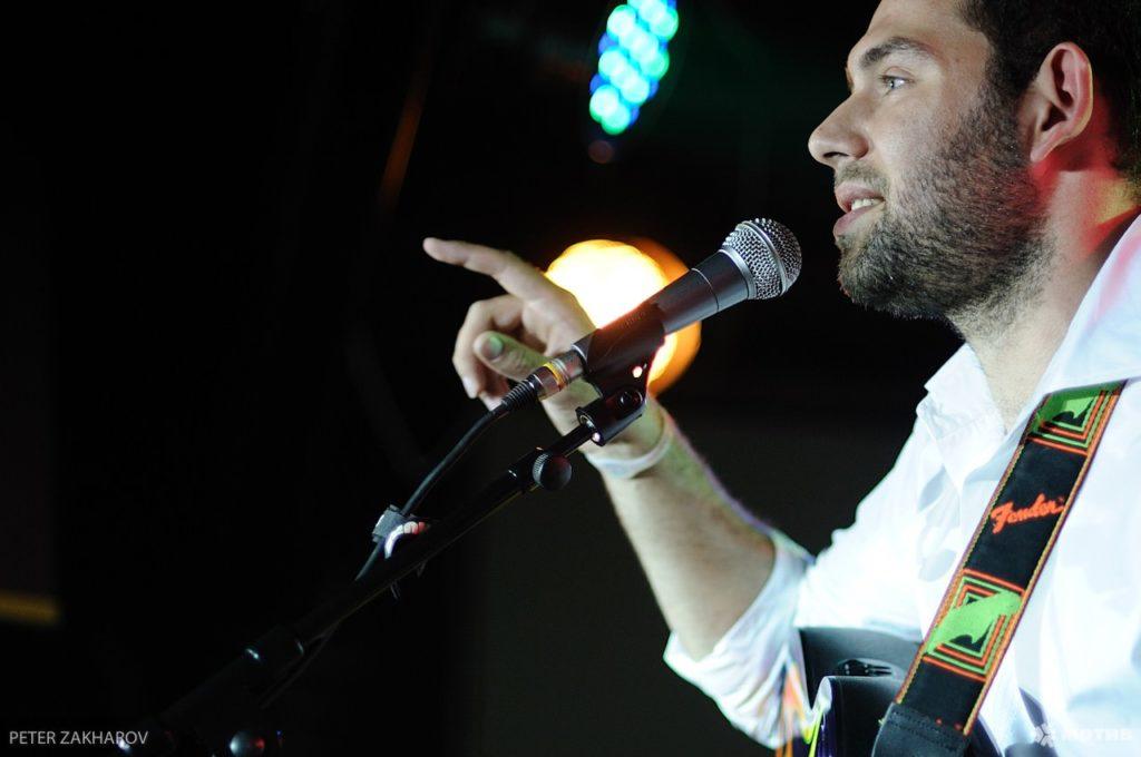 Концерт Семёна Слепакова в Москве