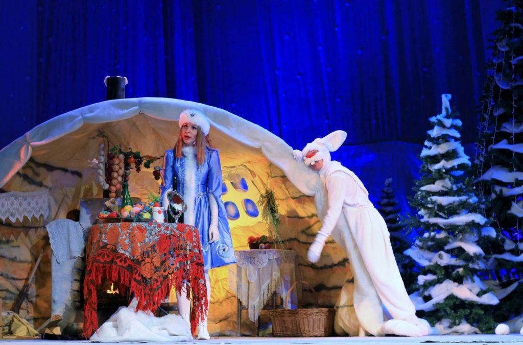 Спектакль Снегурочка в Театре Наций