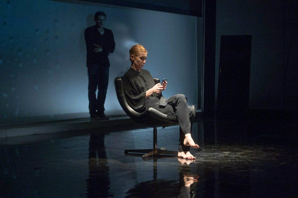 Спектакль Жанна в Театре Наций