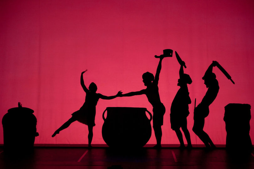 Pilobolus – Shadowland: The New Adventure